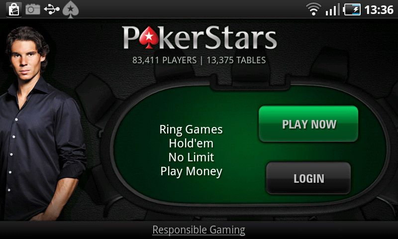 pokerstars на мобильном