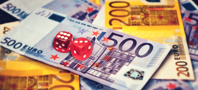 валюта в казино