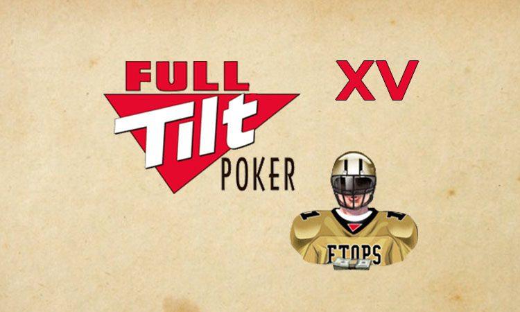 Full Tilt Poker FTOPS XV