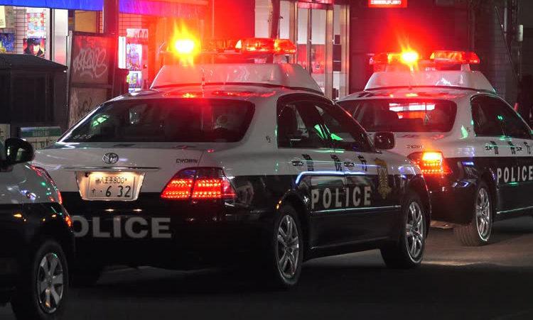 Японская полиция накрыла нелегальный покерный клуб в Токио.