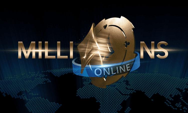 Турнир Millions online на partypoker