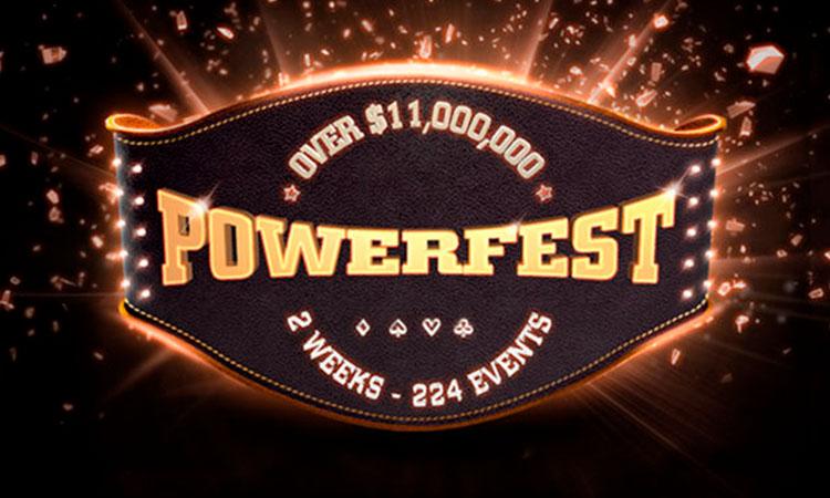 Турнир Powersest на partypoker
